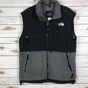 The North Face fleece vest (binB3)
